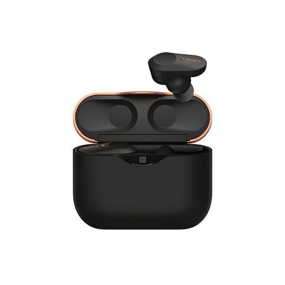 Sony WF-1000XM3, Black  - 1