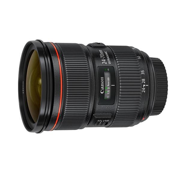 Canon EF 24-70mm f/2.8 L USM II  - 1
