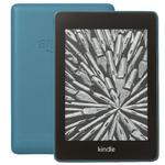 Amazon Kindle Paperwhite 4 2018, 32GB Waterproof s reklamou, Blue - 2/5