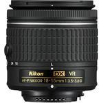 Nikon 18-55mm f/3,5-5,6G AF-P DX VR - 2/3