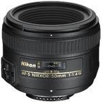Nikon 50mm f/1,4G AF-S - 2/3