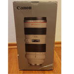 Canon EF 70-200mm f/2.8L USM -  POŠKOZENÝ OBAL - 2/7