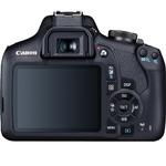 Canon EOS 2000D + 18-55 IS II + 75-300 DC III - 3/7