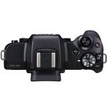 Canon EOS M50 Black Body - 3/4