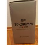 Canon EF 70-200mm f/2.8L USM -  POŠKOZENÝ OBAL - 4/7
