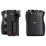 Sony Alpha A6300 + 16-50 mm f/3.5-5.6 - 4/7