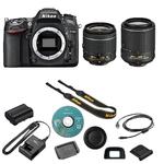 Nikon D7100 + 18-55 AF-P VR + 55-200 mm VR II - 5/5