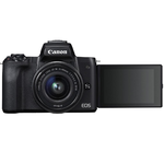 Canon EOS M50 + EF-M 15-45 mm IS STM Value Up Kit - 5/6