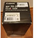 Canon EF 70-200mm f/2.8L USM -  POŠKOZENÝ OBAL - 5/7