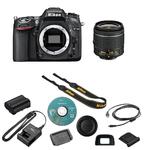 Nikon D7100 + 18-55 AF-P VR - 5/5