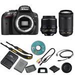 Nikon D5300 + 18-55 VR AF-P + 70-300 AF-P DX - 6/6
