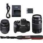 Canon EOS 4000D + EF-S 18-55 DC III + EF 75-300 DC III  - 7/7