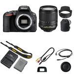 Nikon D5500 + 18-105 mm AF-S DX VR - 7/7