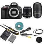 Nikon D3300 + 18-55 mm AF-P VR + 55-300 AF-S DX VR - 7/7