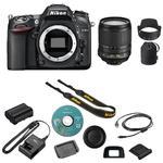 Nikon D7100 + 18-105 mm AF-S DX VR - 7/7