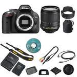 Nikon D5200 + 18-105 mm AF-S DX VR - 7/7