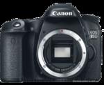 Nová zrcadlovka Canon EOS 80D