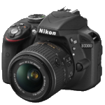 Nová zrcadlovka Nikon D3300