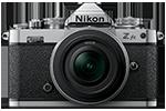 Bezzrcadlový fotoaparát Nikon Z fc