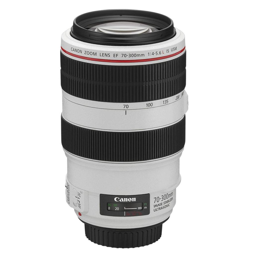 Canon EF 70-300mm f/4-5.6L IS USM + Servis plus zdarma
