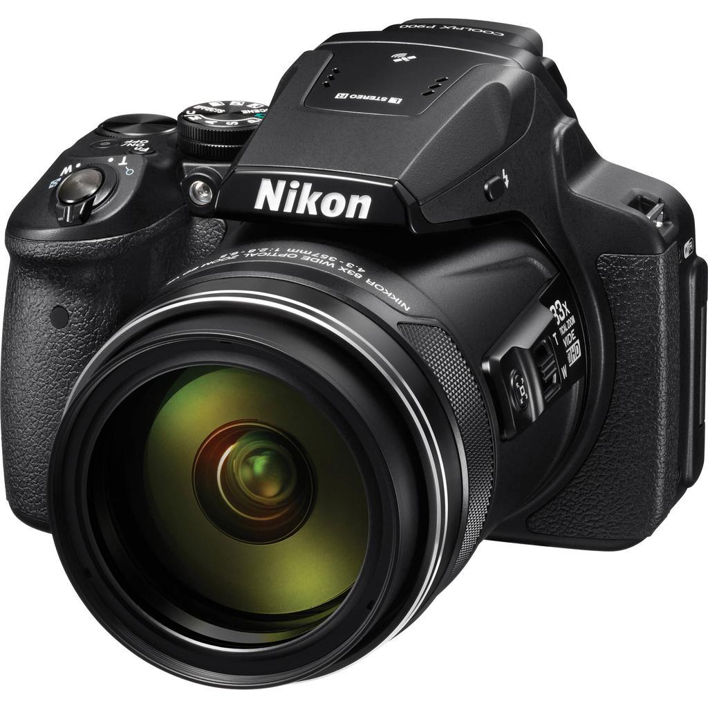 Nikon Coolpix P900 + Servis plus zdarma