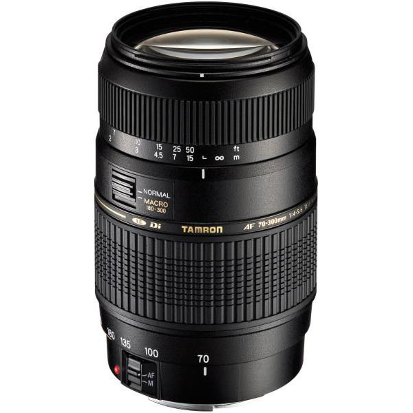 Tamron AF 70-300mm F4-5.6 Di pro Canon LD MACRO1:2