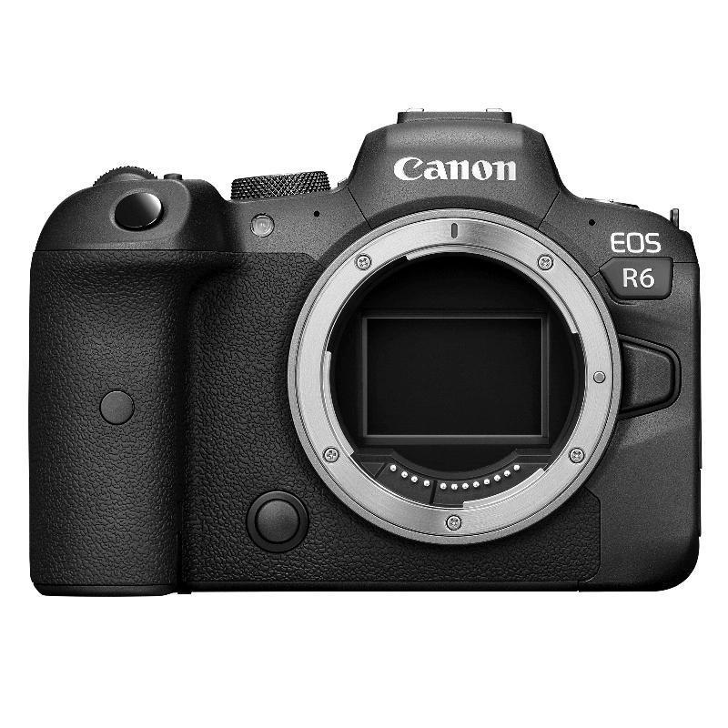 Canon EOS R6 recenze. Foto 1