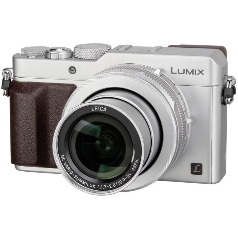 Panasonic Lumix DMC-LX100 Stříbrná