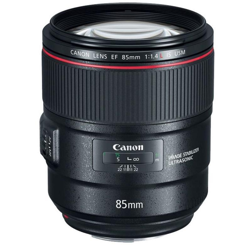Canon EF 85mm f/1.4L IS USM + Servis plus zdarma