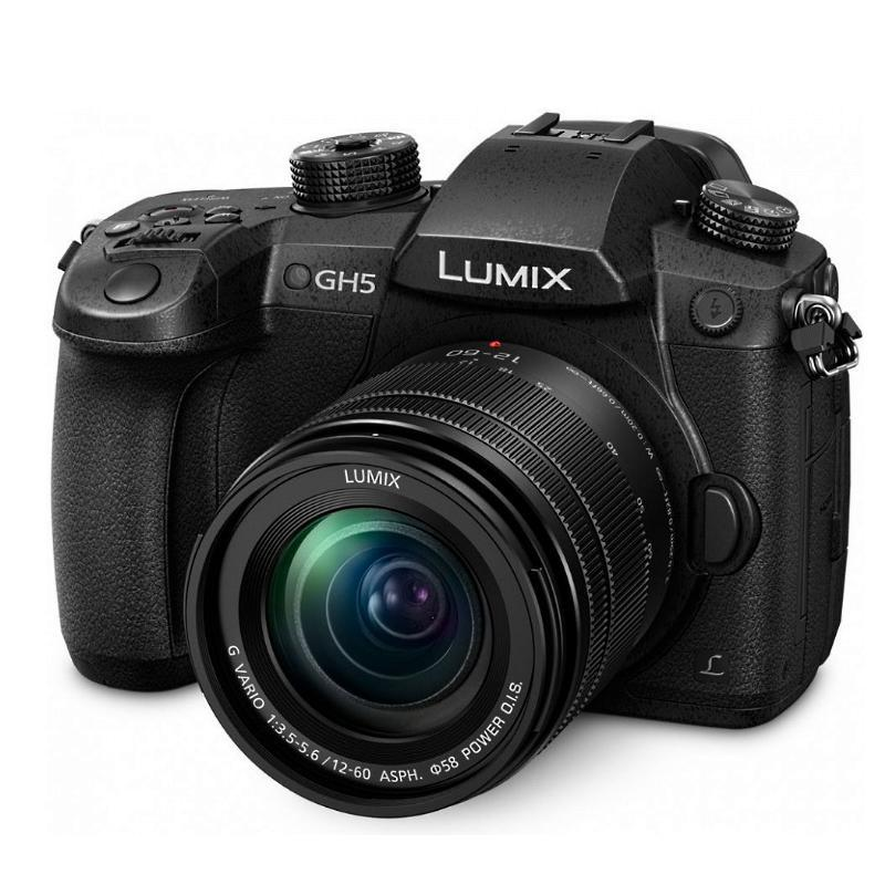 Panasonic Lumix DC-GH5 + Lumix G Vario 12-60mm f/3.5-5.6 ASPH + Servis plus zdarma