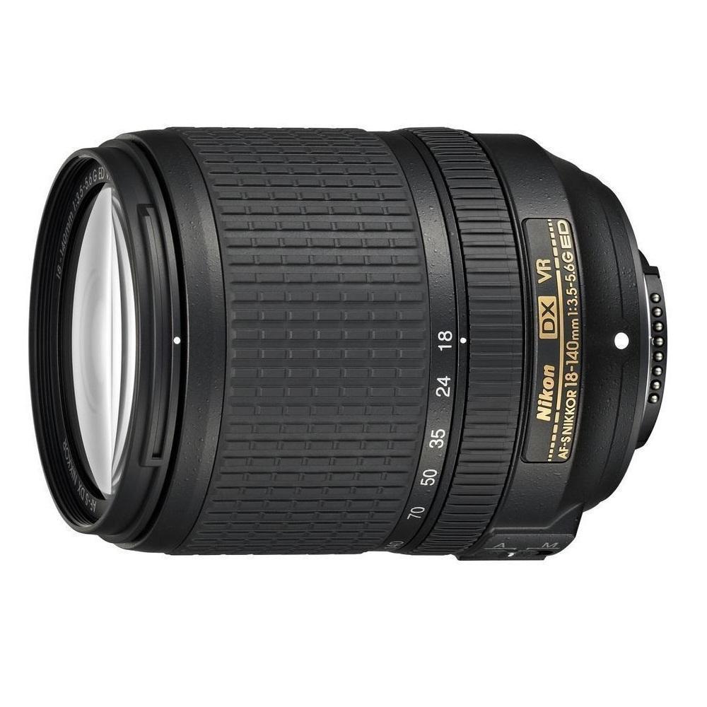 Nikon 18-140mm F3.5-5.6G AF-S DX VR ED + Servis plus zdarma