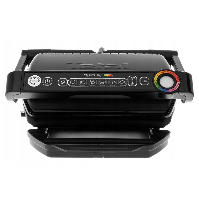 Tefal GC714834 Optigrill + Snacking&Baking + Servis plus zdarma