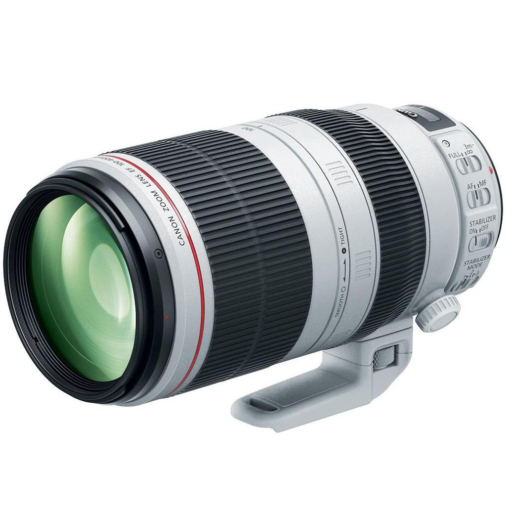 Canon EF 100-400mm f/4,5-5,6 L IS USM II + Servis plus zdarma