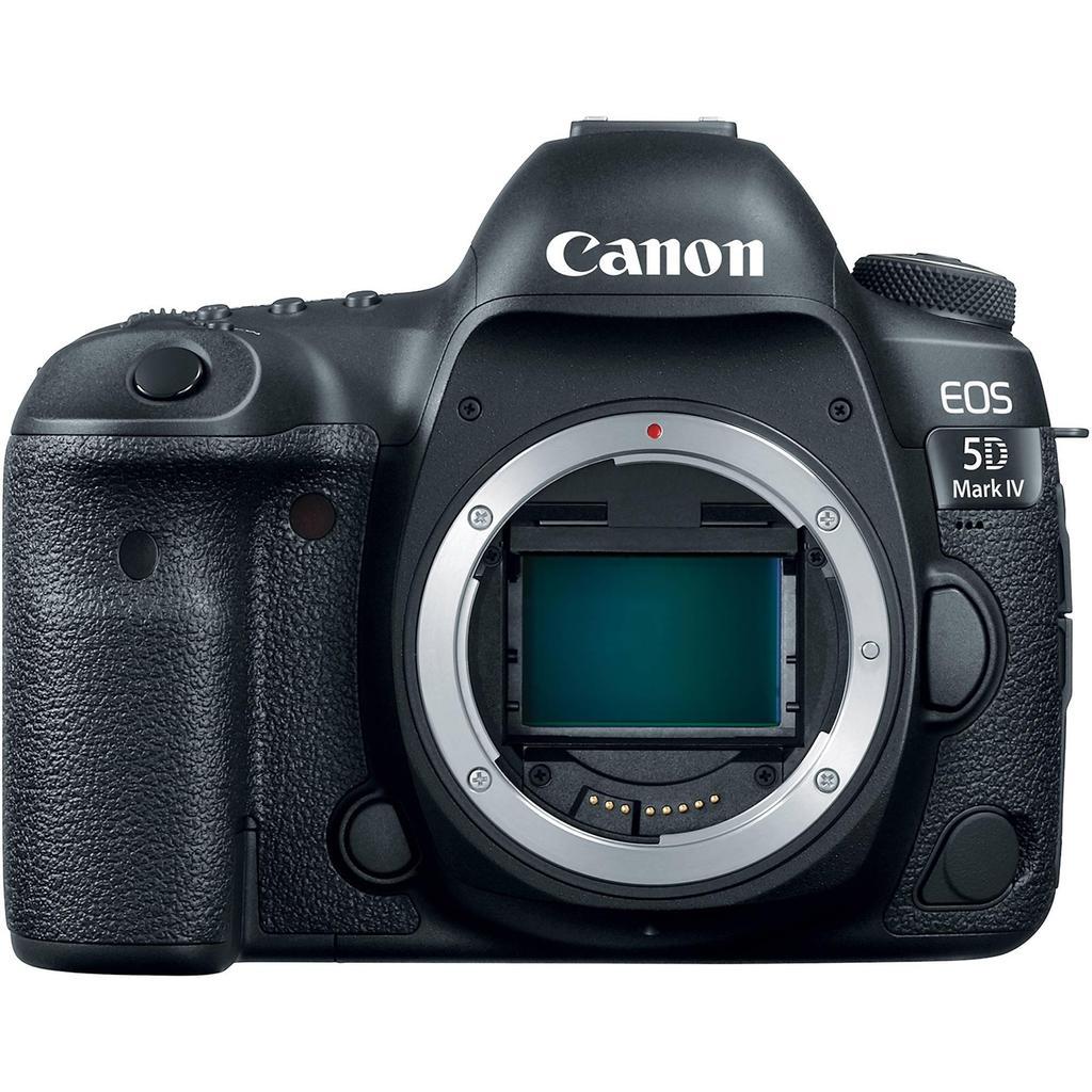 Canon EOS 5D Mark IV body + Servis plus zdarma