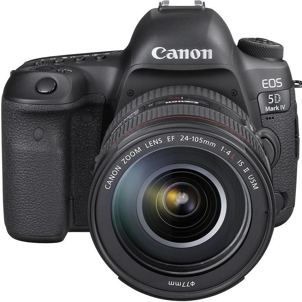 Canon EOS 5D Mark IV body + 24-105mm f4L IS II USM + Servis plus zdarma