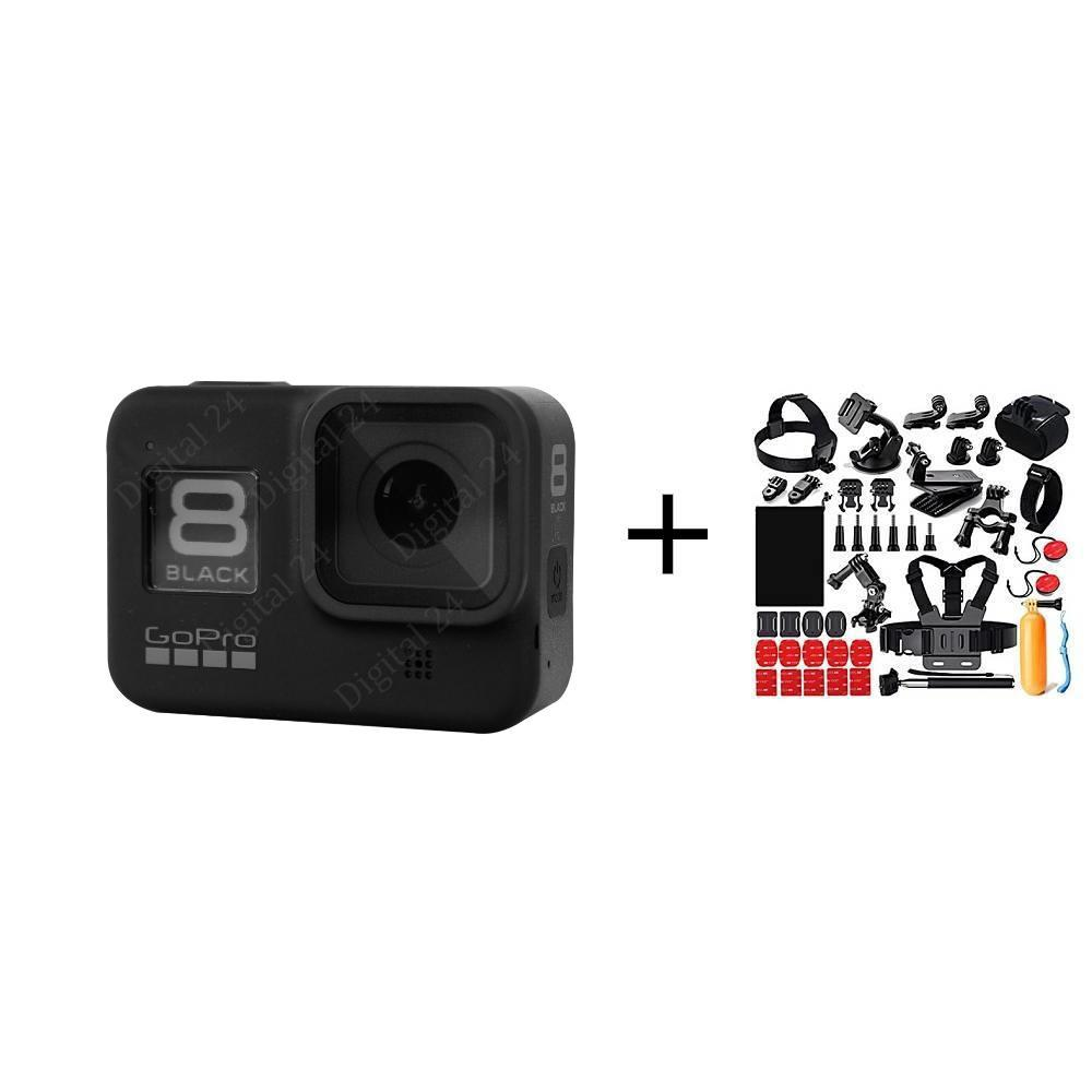 Gopro Hero 8 Black + Universal Kit 42 in1 + Servis plus zdarma