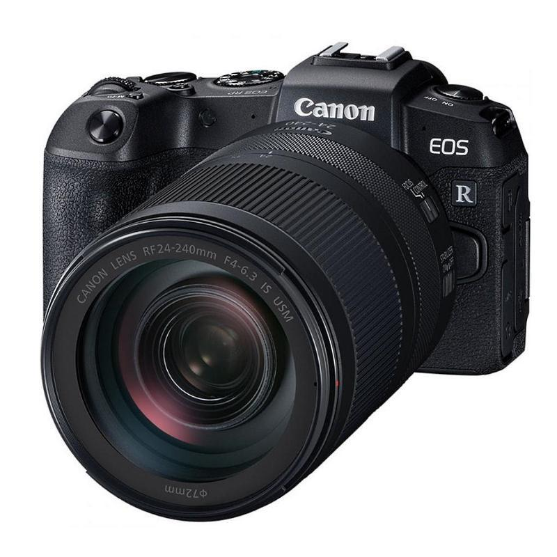 Canon EOS RP + RF 24-240mm f/4-6.3 IS USM + Servis plus zdarma