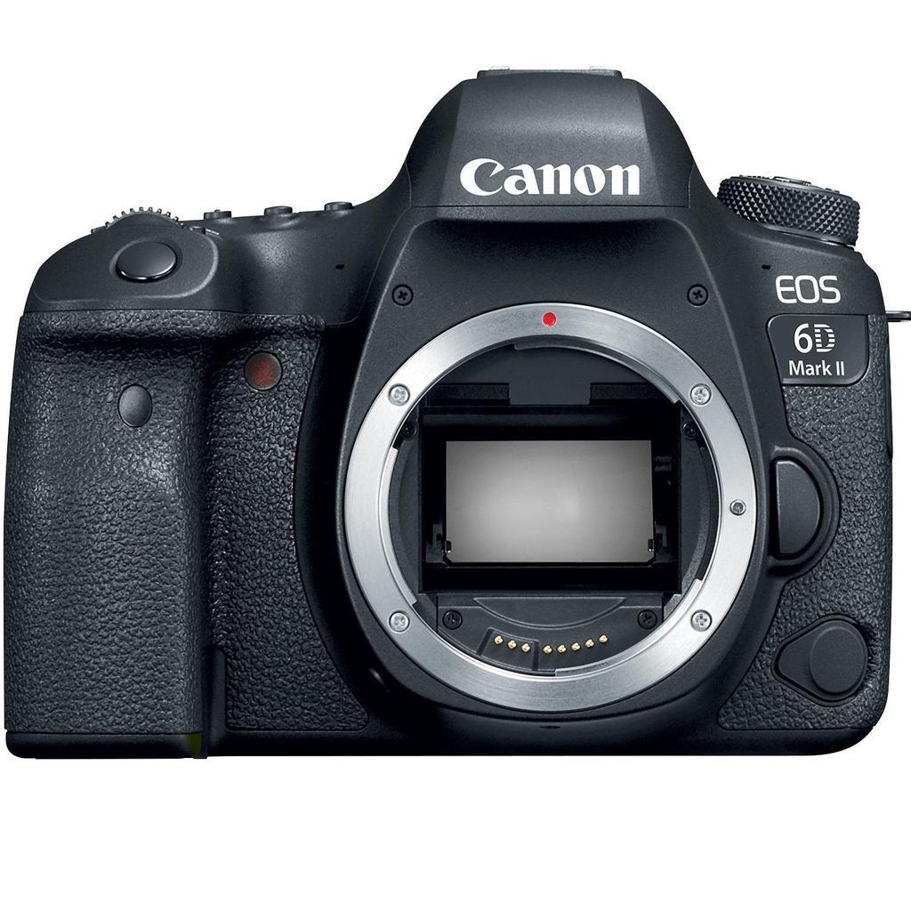 Canon EOS 6D Mark II tělo + Servis plus zdarma