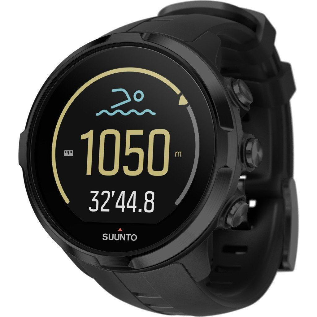 Suunto Spartan Sport Wrist HR All Black + Servis plus zdarma