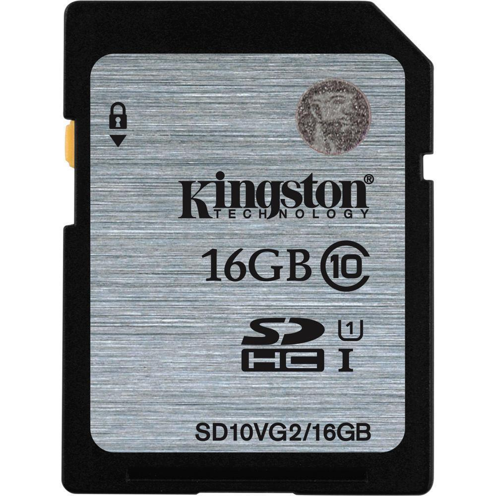 Kingston SDHC 16GB UHS-I