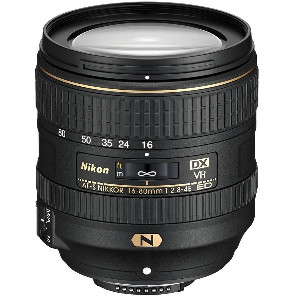 Nikon 16-80mm f/2,8 - 4,0E AF-S DX ED VR