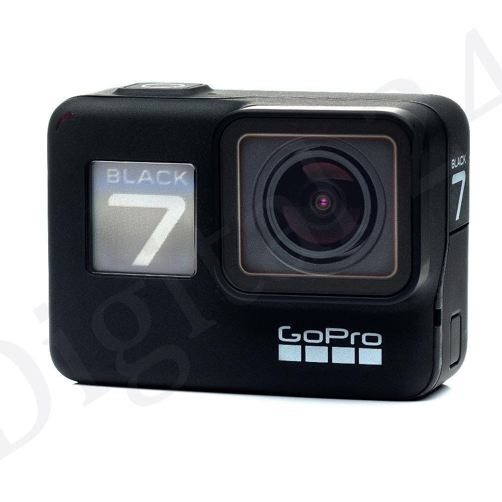 GoPro HERO7 Black + Servis plus zdarma