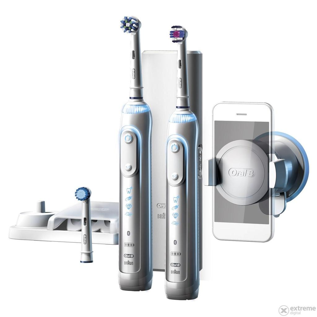 Oral-B Genius PRO 8900 Cross Action + Bonus Handle