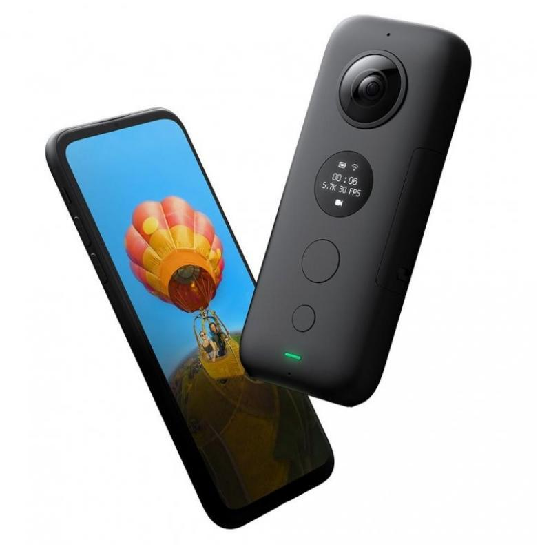 Insta 360 One X + Servis plus zdarma