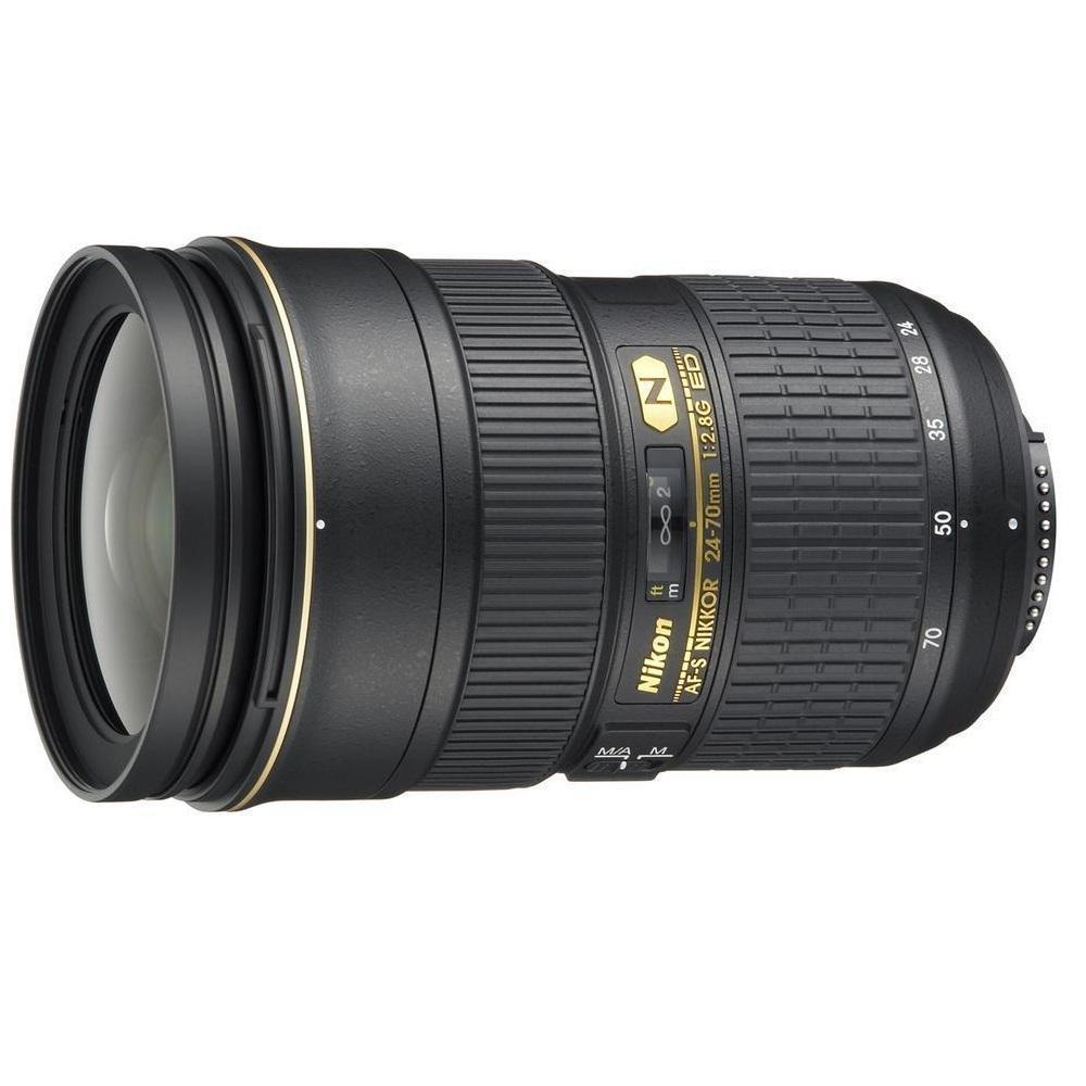 Nikon 24-70mm f/2.8G ED AF-S + Servis plus zdarma