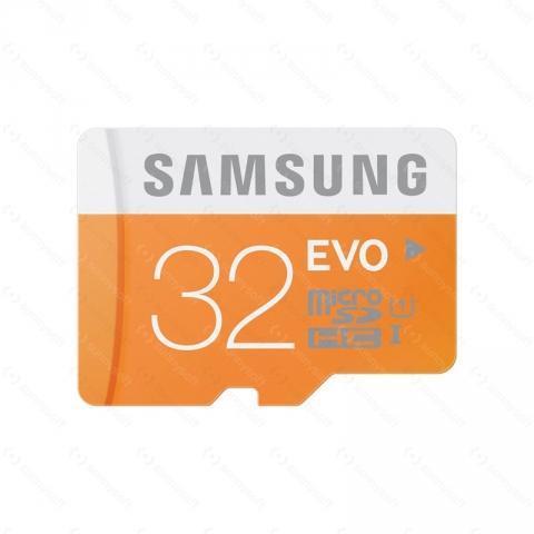 Samsung microSDHC 32GB Class10 UHS-I Evo + adapter