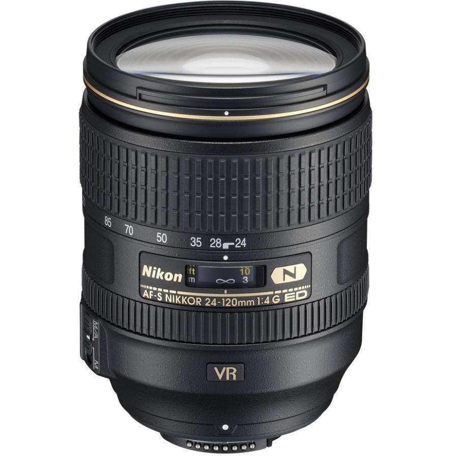 Nikon 24-120mm f/4G ED AF-S VR