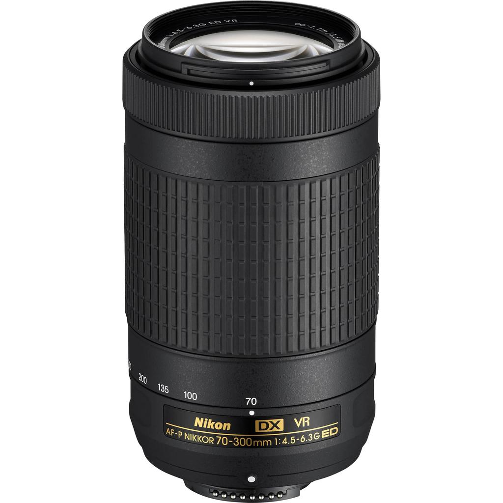Nikon 70-300mm F/4.5-6.3G ED AF-P DX VR - BULK