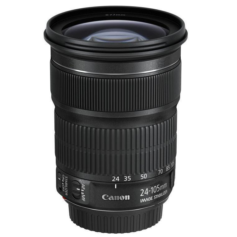 Canon EF 24-105mm f/3,5-5,6 IS STM + Servis plus zdarma