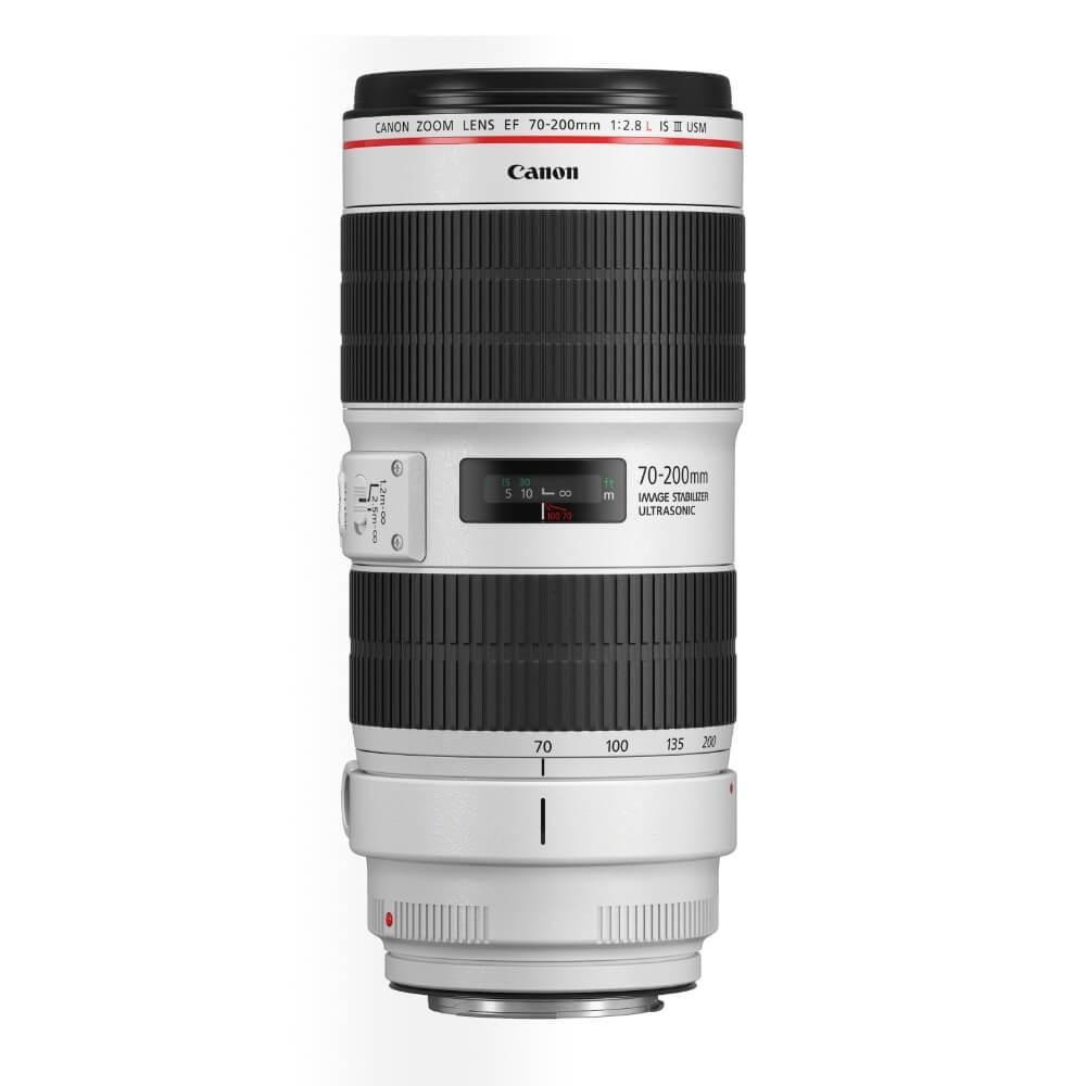 Canon EF 70-200mm f/2.8L IS III USM + Servis plus zdarma